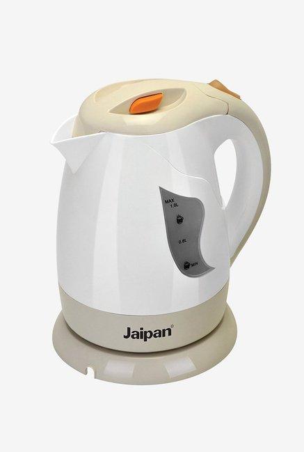 Jaipan JPEK0080 1L 850 W Electric Kettle (White)
