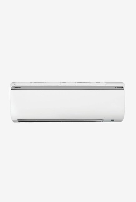DAIKIN 1.8 Ton Inverter 4 Star (BEE rating 2018) FTKP60TV16U Copper Split AC (White)