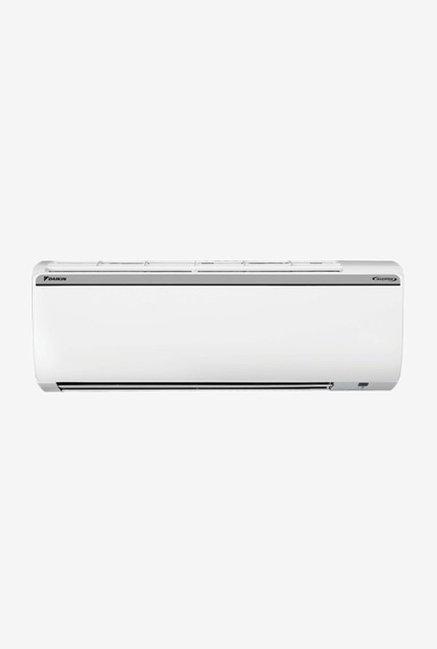 DAIKIN 1.0 Ton Inverter 4 Star (BEE Rating 2017) FTKP35TV16W Copper Split AC (White)