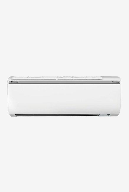 DAIKIN 1.5 Ton Inverter 4 Star (BEE rating 2018) FTKP50TV16U Copper Split AC (White)