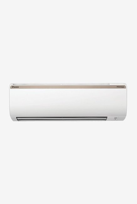 DAIKIN 1.8 Ton Inverter 3 Star (BEE rating 2018) FTKL60TV16U Copper Split AC (White)