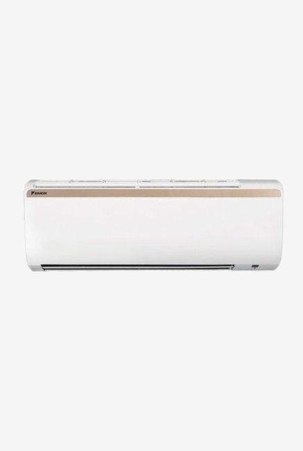 DAIKIN 1.0 Ton 3 Star (BEE rating 2018) FTL35TV16W1S Copper Split AC (White)