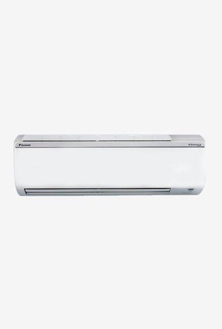 DAIKIN 1.0 Ton Inverter 4 Star (BEE Rating 2017) FTKP35SRV16 Copper Split AC (White)