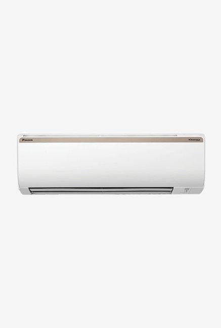 DAIKIN 1.0 Ton Inverter 3 Star (BEE rating 2018) FTKL35TV16XS Copper Split AC (White)