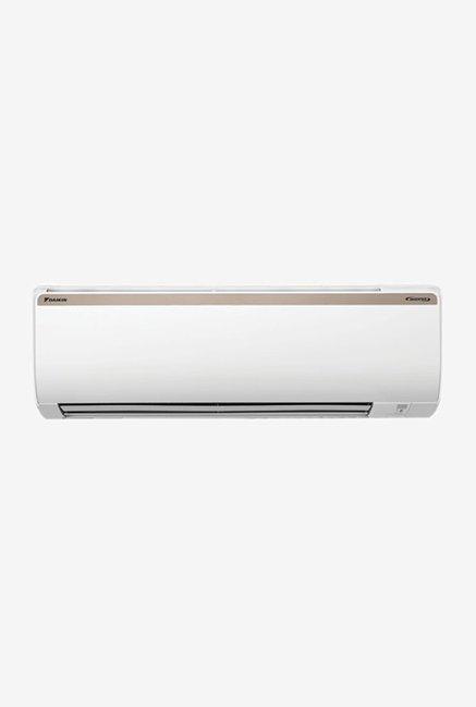 DAIKIN 1.5 Ton Inverter 3 Star (BEE rating 2018) FTKL50TV16US Copper Split AC (White)