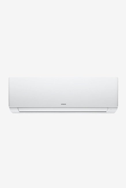 Hitachi 1.5 Ton 3 Star (2018) RSC318HBD Copper Split AC (White)