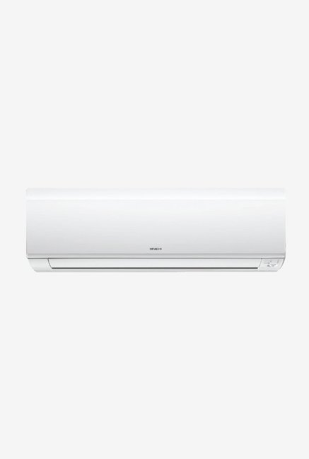 Hitachi 1.5 Ton Inverter 3 Star (BEE rating 2018) RSB318IBEA Copper Split AC (White)