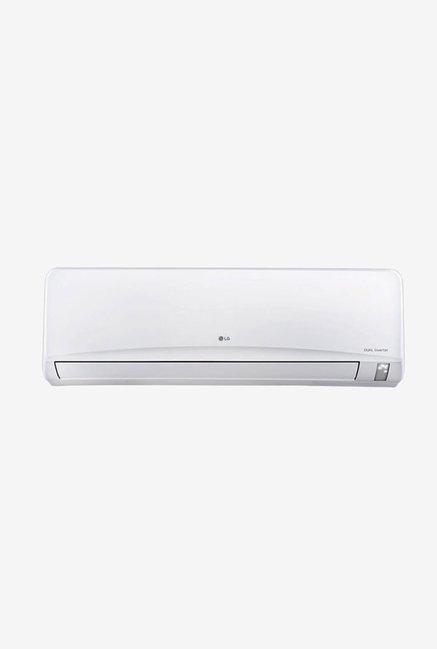 LG 1 Ton Inverter 3 Star (BEE rating 2018) JS-Q12NUXA1 Split AC (White)