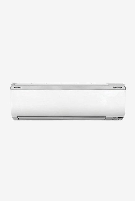 DAIKIN 1.8 Ton Inverter 5 Star (BEE rating 2018) JTKJ60TV16U Copper Split AC (White)
