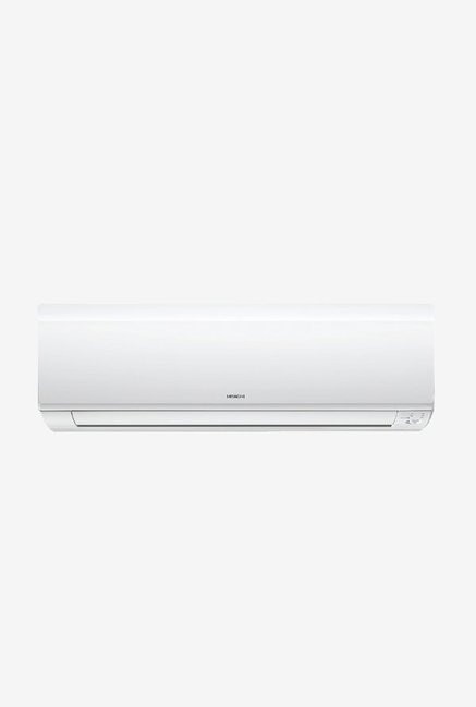 Hitachi 1.2 Ton Inverter 3 Star (BEE rating 2018) RSB314IBEA Copper Split AC (White)