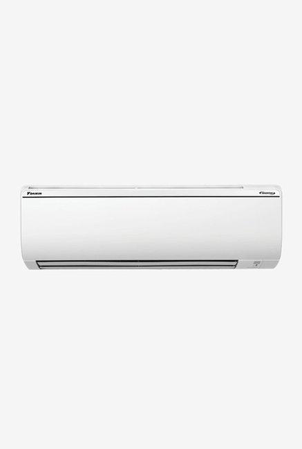 DAIKIN 1.8 Ton Inverter 5 Star (BEE rating 2018) FTKG60TV16U Copper Split AC (White)