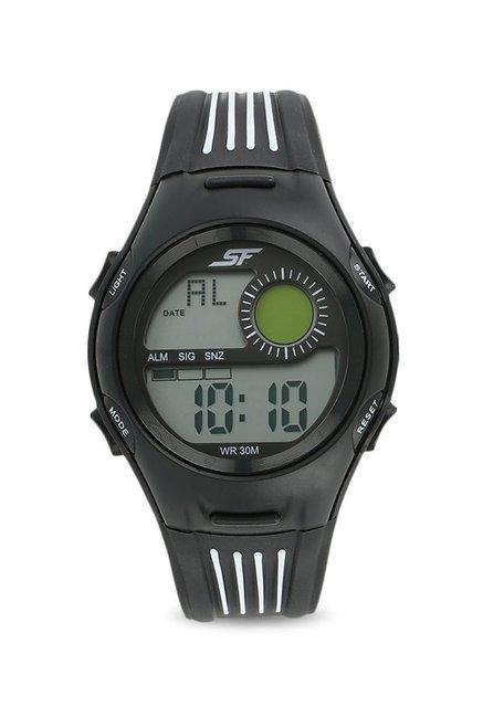 Buy Sonata 77072PP04 Super Fibre Digital Watch for Men at Best Price   Tata  CLiQ 5f51d06ad8
