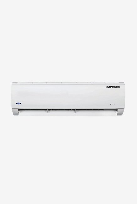Carrier 1.0 Ton Inverter 3 Star (2018) DURAFRESH CAI12DF3N8F0 Split AC (White)