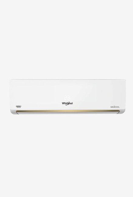 Whirlpool 1.0 Ton 3 Star (BEE rating 2018)  MGCL DLX SAR12L38MC0 Copper Split AC (Snow White)