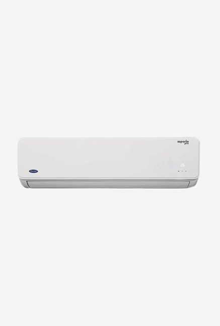 Carrier 2 Ton 3 Star (BEE rating 2018) SUPERIA PRO CYCLOJET CAS24SU3J8F0 Split AC (White)