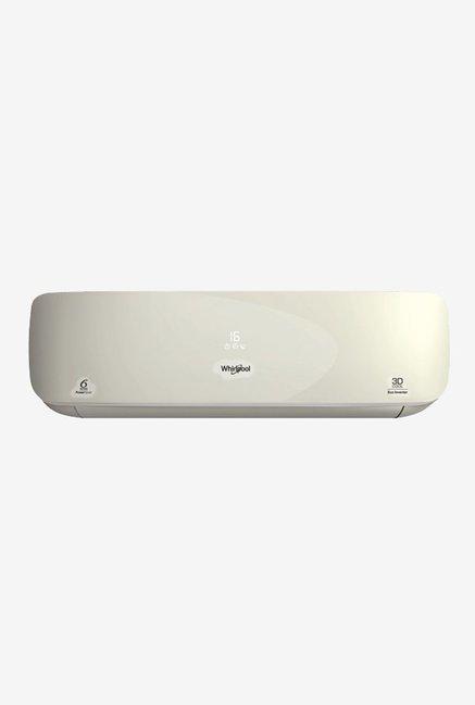 Whirlpool 1.0 Ton Inverter 3 Star (BEE rating 2018) 3DCOOL ECO SAI11K38DP0 Split AC (White/Silver)