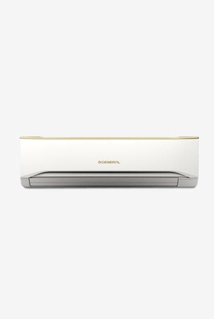 O'General 1.5 Ton 3 Star (BEE rating 2018) ASGA18FUTC R410A Split AC (White)