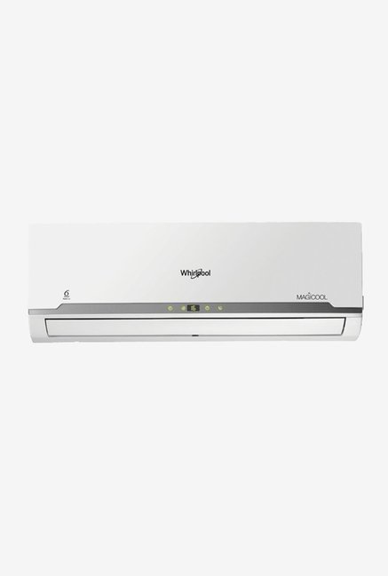 Whirlpool 2 Ton 1 Star (BEE rating 2018) MGCL DLX SAR22B18MC0 Copper Split AC (White/Silver)