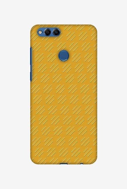 huge discount 6756b ed118 Buy Amzer Retro Lines Shape Designer Case for Honor 7X Online At ...