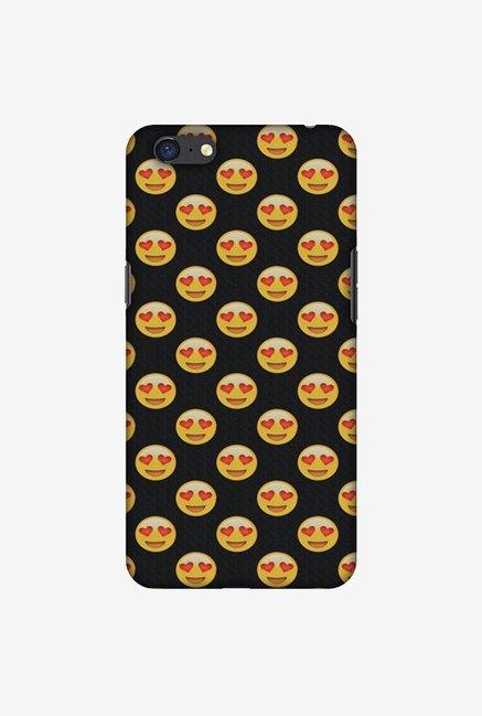Buy Amzer Emoji Love Designer Case for Oppo A71 Online At
