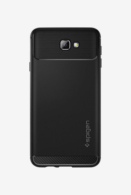 uk availability 66a30 da845 Spigen Rugged Armor Case (Black) for Samsung J7 Prime/On Nxt/On7 2016