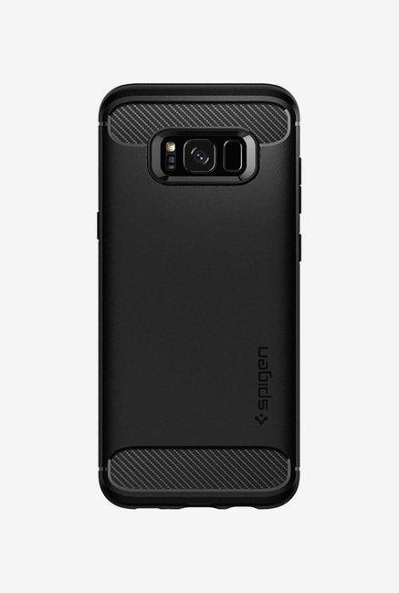 Spigen Rugged Armor Case  Black  for Samsung S8 Plus
