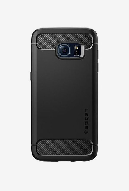 info for 00072 d3b7a Buy Spigen Armor Back Case Cover for Samsung Galaxy S7 Edge (Black ...
