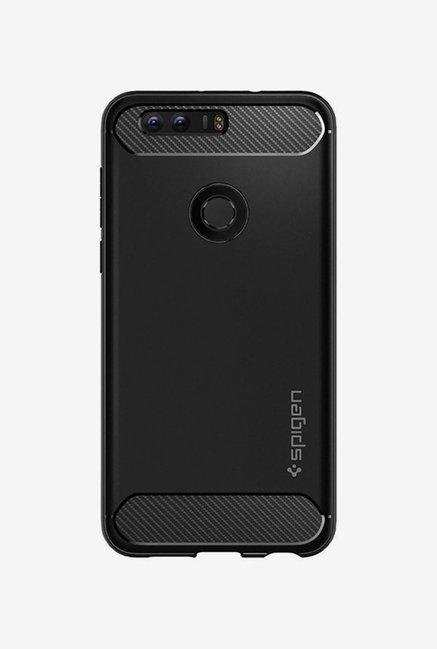 cheap for discount e01cb 65d0b Buy Spigen Armor Back Case Cover for Huawei Honor 8 (Black) Online ...