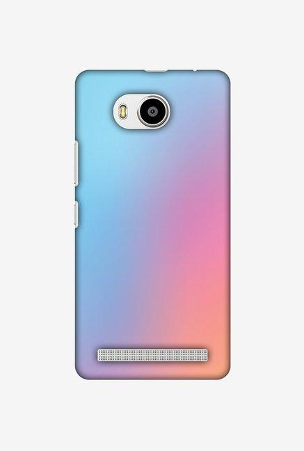 Amzer Blue Gradient Designer Case For Lenovo A7700