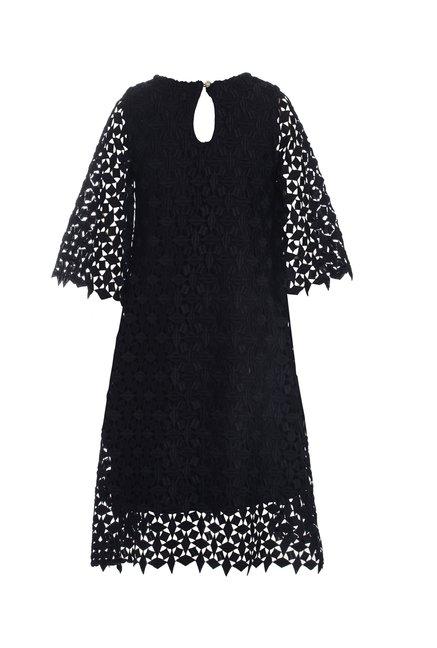 Halloween Costume 77084.Buy Ufo Navy Cut Work Dress For Girls Clothing Online Tata Cliq