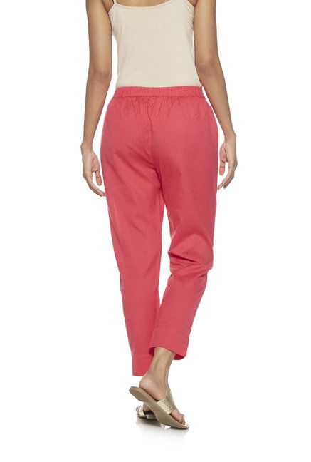 Utsa by Westside Pink Ethnic Pants