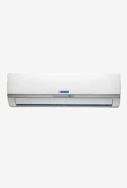 Blue Star 1.5 Ton 3 Star Copper (BEE Rating 2018) 3HW18VCTU Split AC (White)