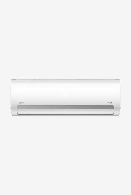 Midea 1.0 Ton Inverter 3 Star (BEE Rating 2018) Santis Pro MAI12SP3N8F0 Copper Split AC