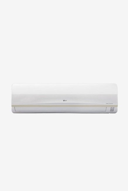 LG 1.0 Ton Inverter 3 Star (BEE Rating 2018) JS-Q12PUXA Split AC (White)