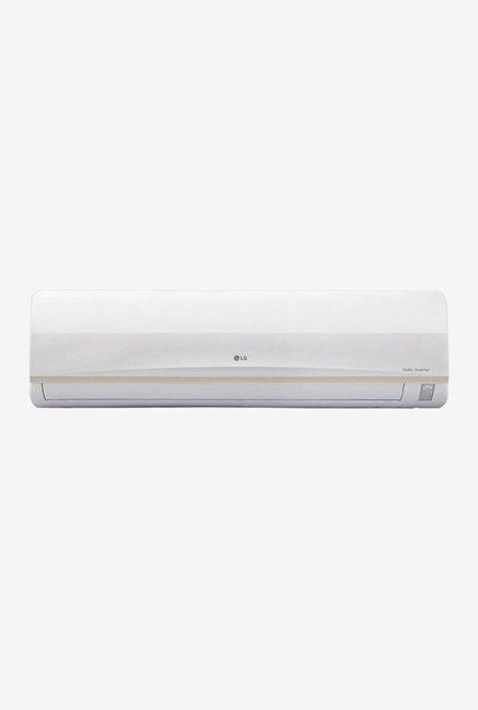 LG 2 Ton Inverter 3 Star (BEE Rating 2018) JS-Q24PUXA Split AC (White)