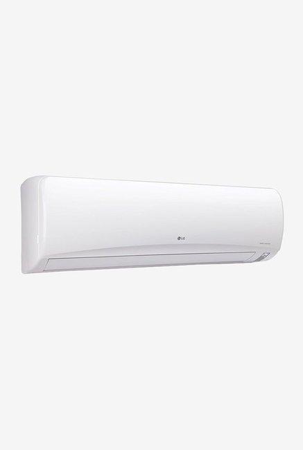 Lg 1 5 Ton Dual Cool Inverter Split Ac Js Q18nuxa2 White