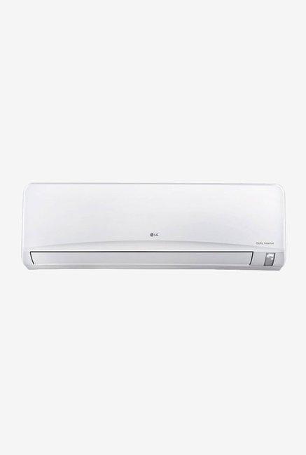 LG 1.0 Ton Inverter 3 Star (BEE Rating 2018) JS-Q12NUXA1 Split AC (White)
