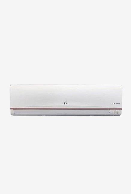 LG 1.0 Ton Inverter 3 Star (BEE Rating 2018) JS-Q12VUXD Split AC (White)