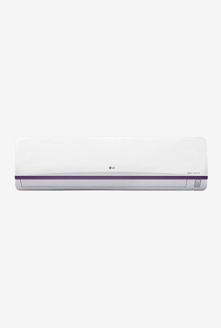 LG 2 Ton Inverter 3 Star (BEE Rating 2018) JS-Q24BUXD Split AC (White)