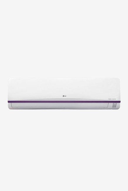LG 1.5 Ton Inverter 3 Star (BEE Rating 2018) JS-Q18TBXD Split AC (White)