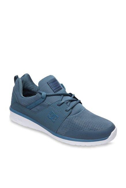 DC Heathrow Presti Blue Ashes Sneakers