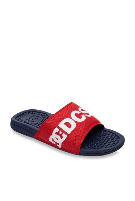 946b4328afeb Buy DC Bolsa Red Casual Sandals for Men at Best Price   Tata CLiQ