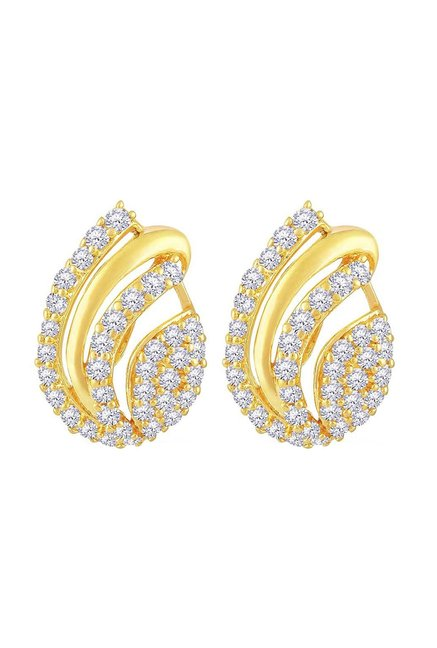 807c6739e Buy Malabar Gold and Diamonds 22k Gold Earrings Online At Best Price @ Tata  CLiQ