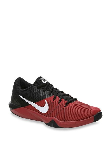cb3ca52dac321 Buy Nike Retaliation TR Black   Tough Red Training Shoes for Men at Best  Price   Tata CLiQ