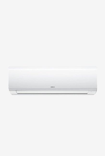 Hitachi 1 Ton Inverter 5 Star Copper  BEE Rating 2018  Kashikoi 5100X+ RSB512HBEAP Split AC  White