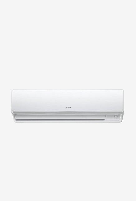 Hitachi 1 Ton 3 Star (BEE rating 2018) Toushi 3100F RSF312HBDW Copper Split AC (White)