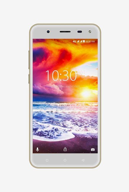 new arrival b27f4 2cc5c Buy Karbonn Titanium Jumbo 2 16 GB (Champagne) Online At Best Price ...