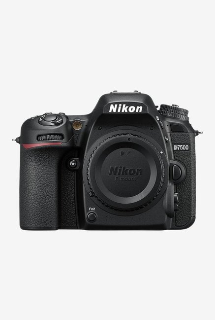 Nikon D7500 DSLR Camera  Body Only  Black