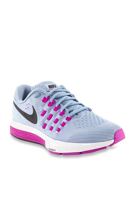 42a7f1ce174 Buy Nike Air Zoom Vomero 11 Bluish Grey Running Shoes for Women ...