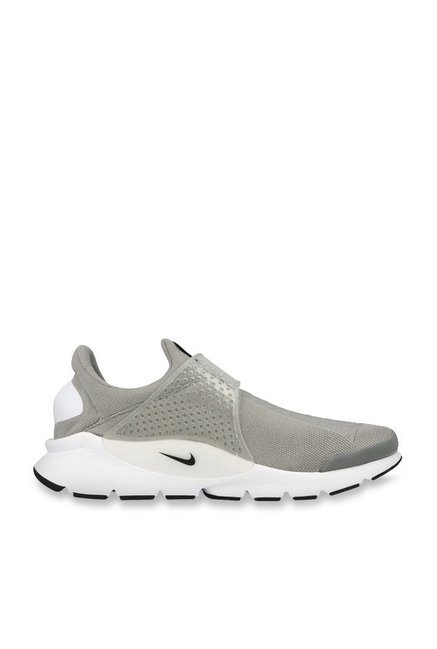 promo code 1b407 d2935 Buy Nike Sock Dart Grey Running Shoes for Men at Best Price ...